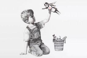 Banksy - Game Changer Artwork