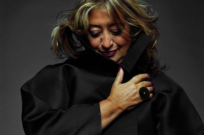 Zaha Hadid - Portrait