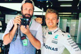 Paul Ripke - Nico Rosberg - Instagram 2017