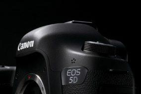 Canon - EOS 5D Mark III - Body Black