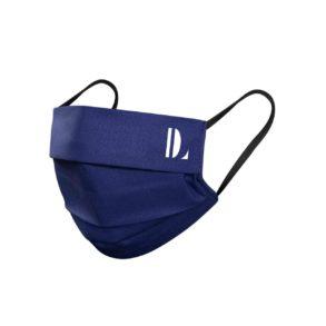 DESIGNLOVR - Mouth-Nose-Guard - Navy Blue